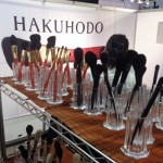 Hakuhodo Brushes. SO EXPENSIVE.
