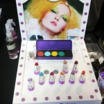Limecrime at Naime's Booth