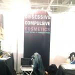 Obsessive Compulsive Cosmetics Booth