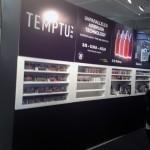 Temptu Booth