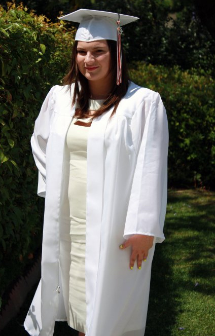 Plus size graduation dresses that are fashionable and trendy