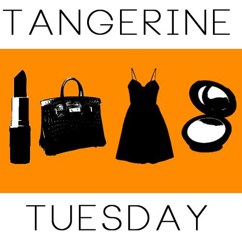 Tangerine Tuesday by Olivia Frescura