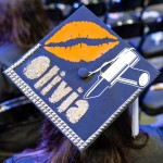 My Mortar Board...during Graduation