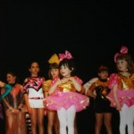 I used to dance. This is @ a dance recital I did!