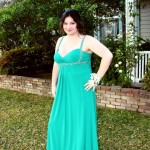 Prom 2010. I loved this dress!