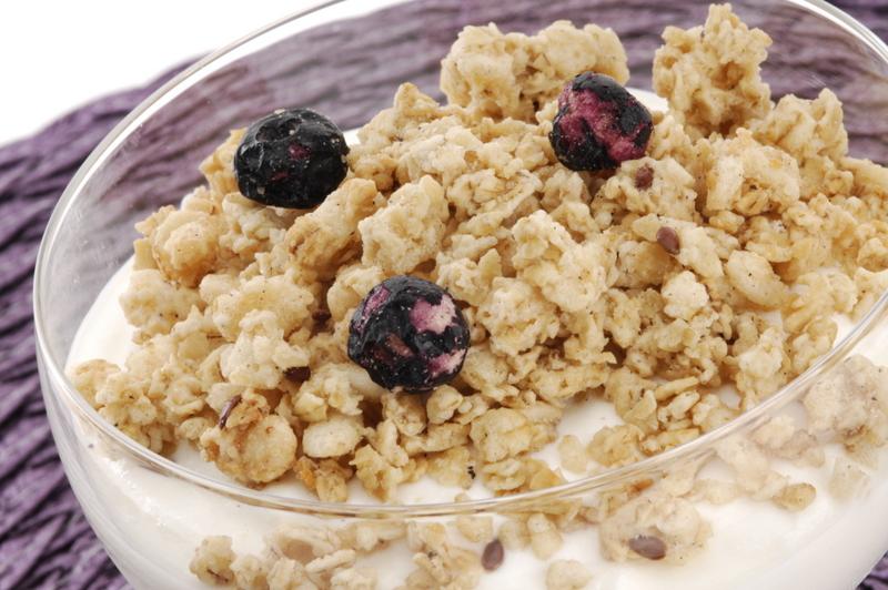 Naturebox Wild Blueberry Flax Granola