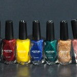 The entire Azature diamond range with 6 new colors!