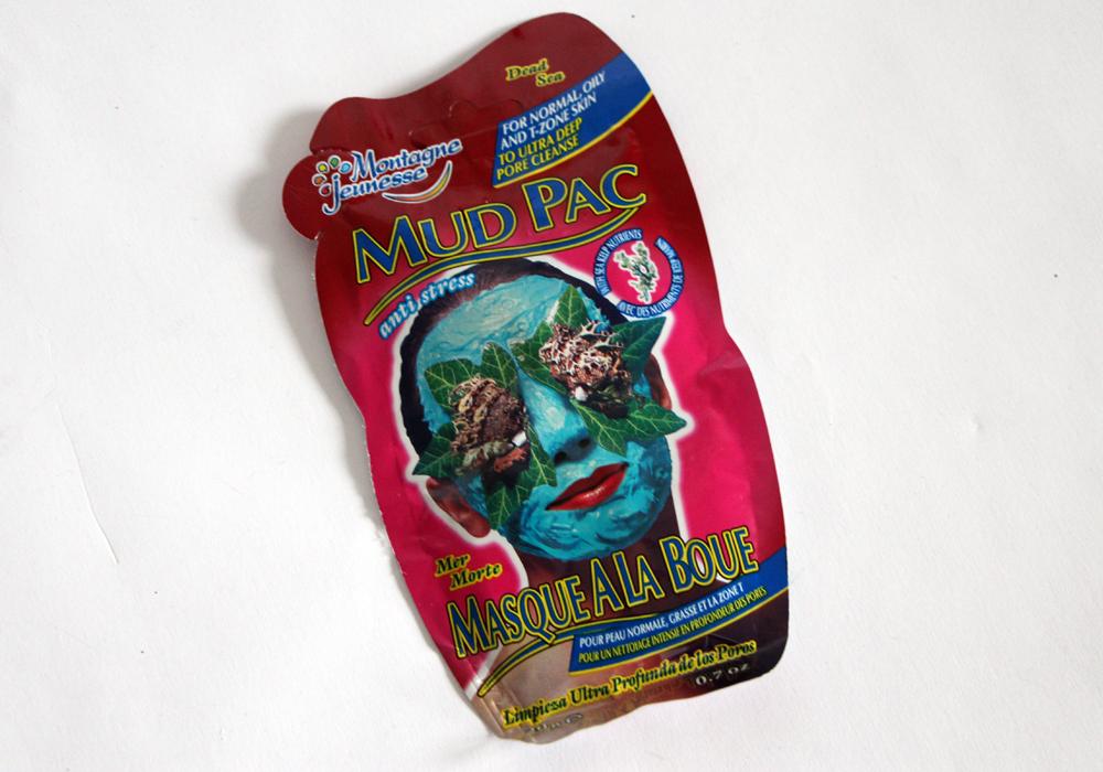 Montagne Jeunesse Mud Pac Face Mask