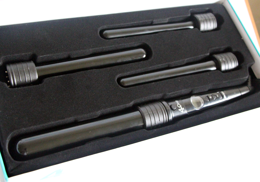 Cortex 4 n One Curling Iron Set (2)