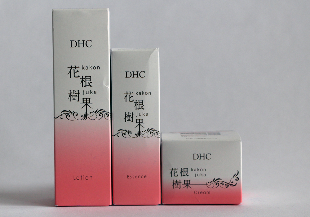 DHC Kakonjuka Skincare Collection Lotion,Essence,Cream