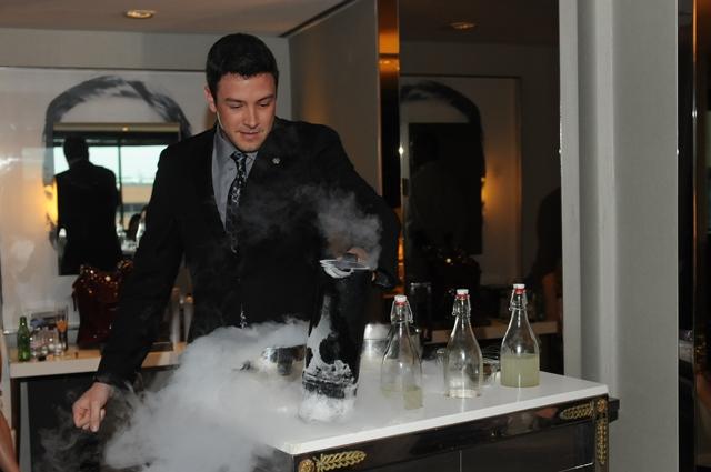 Joico Pre-Oscar's 2013 Style Lounge Event (2)