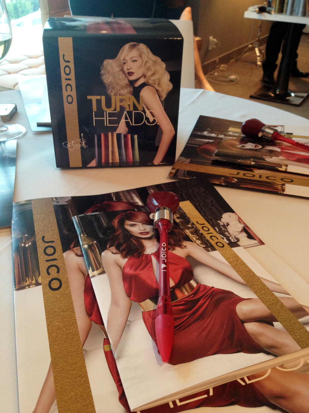 Joico Pre-Oscar's 2013 Style Lounge Event (5)