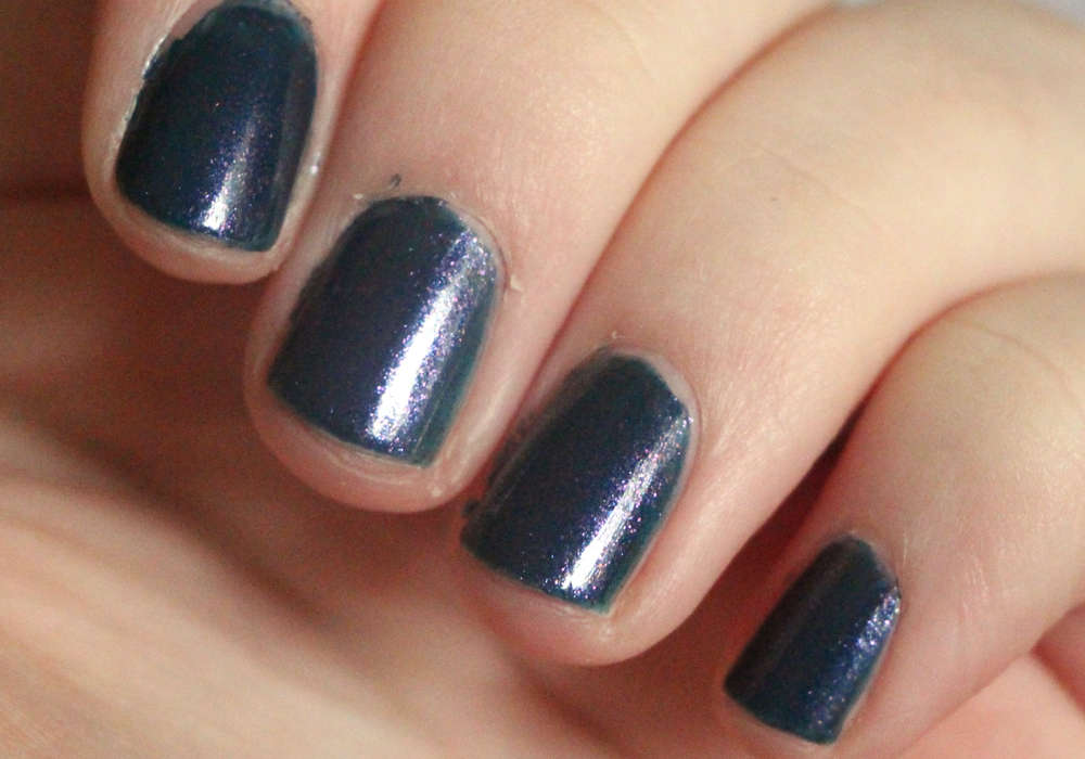 Orly High on Hope (Hope and Freedom Fest) Swatch (2)
