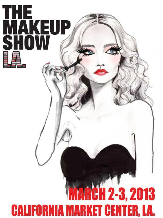 The Makeup Show LA March 2-3 2013 California Market Center