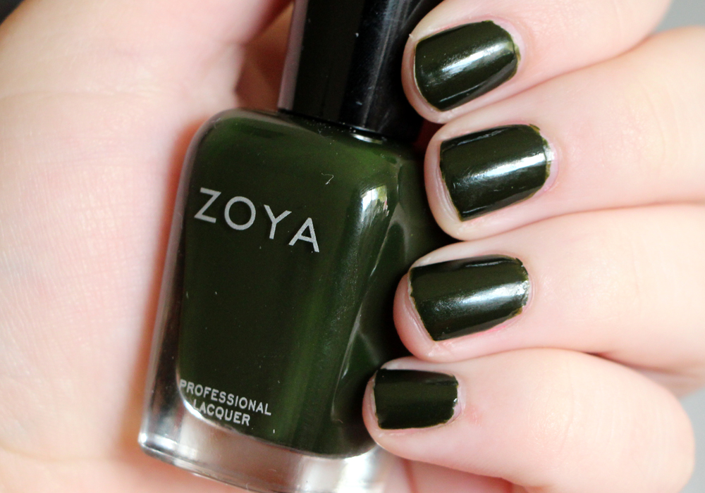 Zoya Envy Nail Polish Swatch