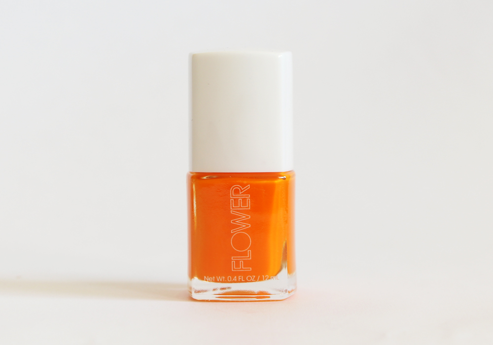 Flower Beauty Eye Of The Tiger Lily Nail'd It Nail Lacquer