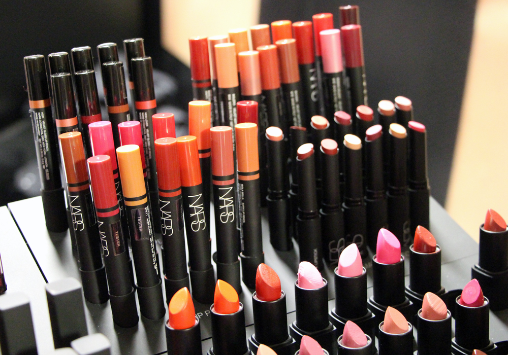 NARS Lip products