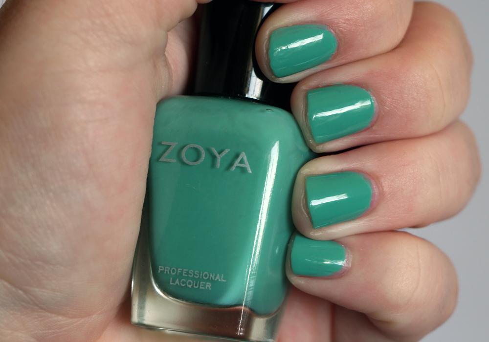 Zoya Wednesday Nail Polish Swatch