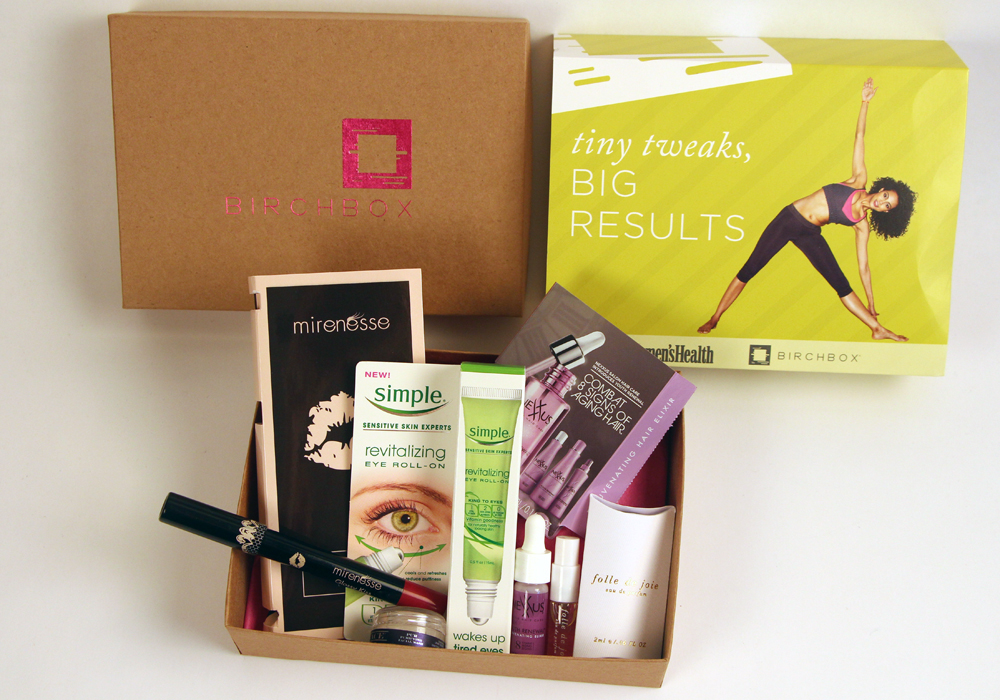 April Birchbox 2013 Review