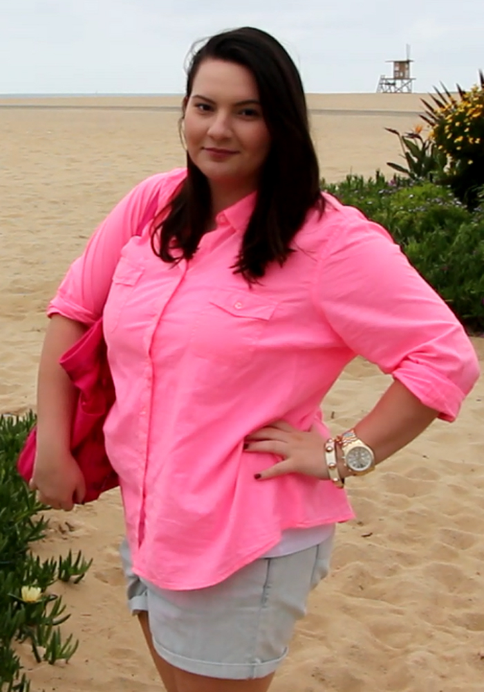 Beach Oxford Outfit Olivia Frescura