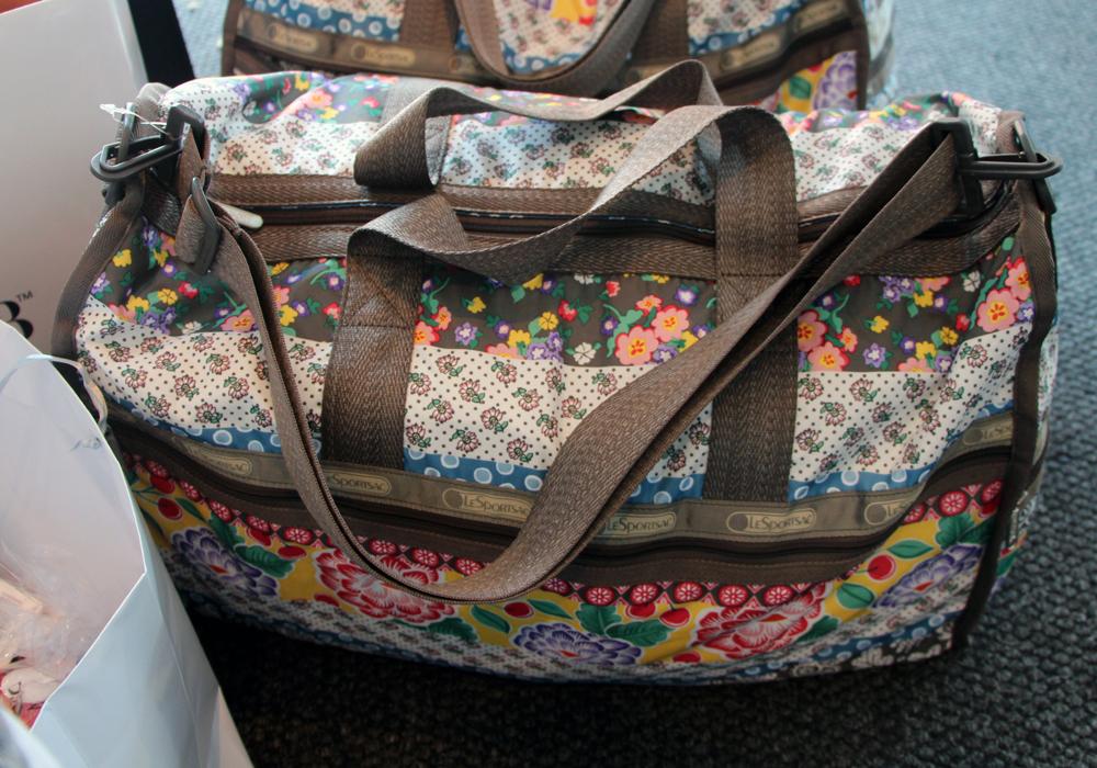 LuckyFABB Magazine Fashion Beauty Blogger Conference Gift Bag