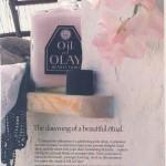 1986 Olay Advertisement