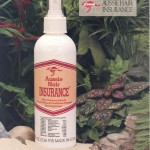1990 Aussie Hair Insurance Advertisement