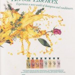1995 Herbal Essences Relaunch Advertisement