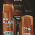 2007 Gillette Fusion Advertisement