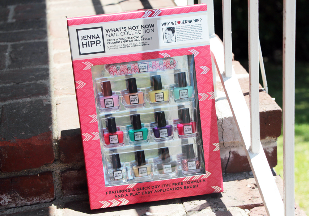 Jenna Hipp What's Hot Now Nail Mini Collection Costco Review