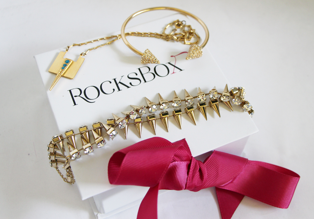 RocksBox Subscription Jewelry Rental Service Review (Angel Court, CC Skye, Urban Gem)