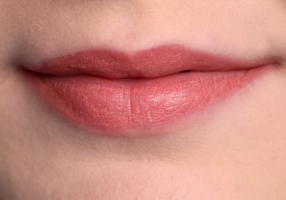 NYX Athens Soft Matte Lip Cream 2014 Swatch Review