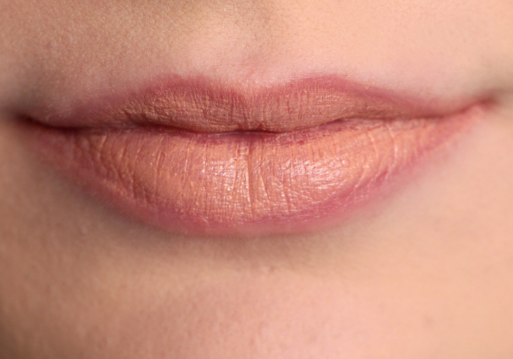 NYX Cairo Soft Matte Lip Cream 2014 Swatch Review