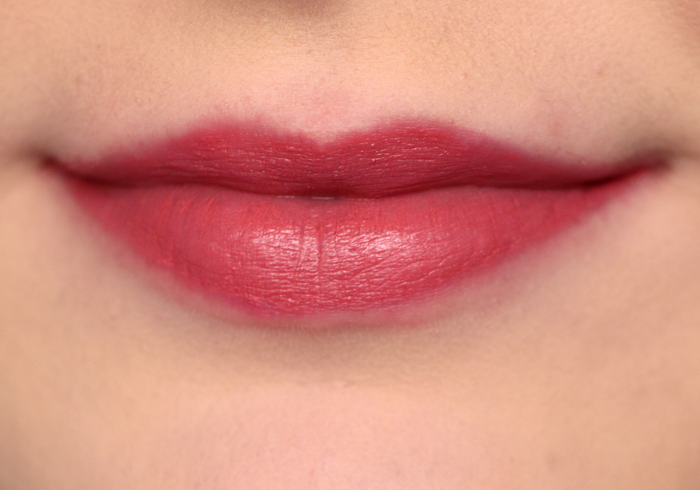 NYX Cannes Soft Matte Lip Cream 2014 Swatch Review