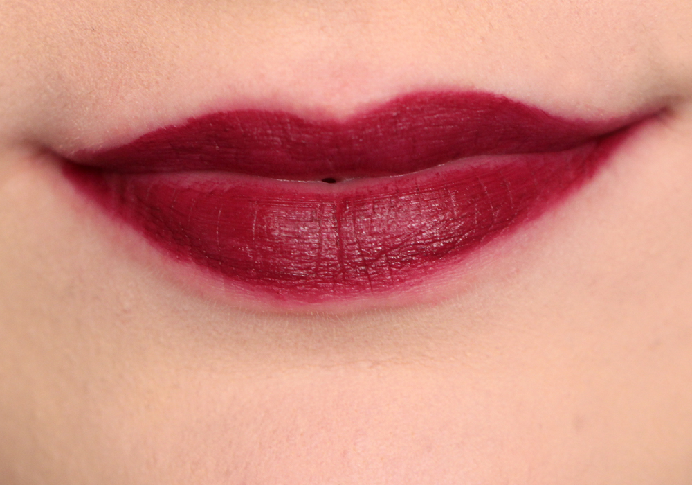 NYX Copenhagen Soft Matte Lip Cream 2014 Swatch Review