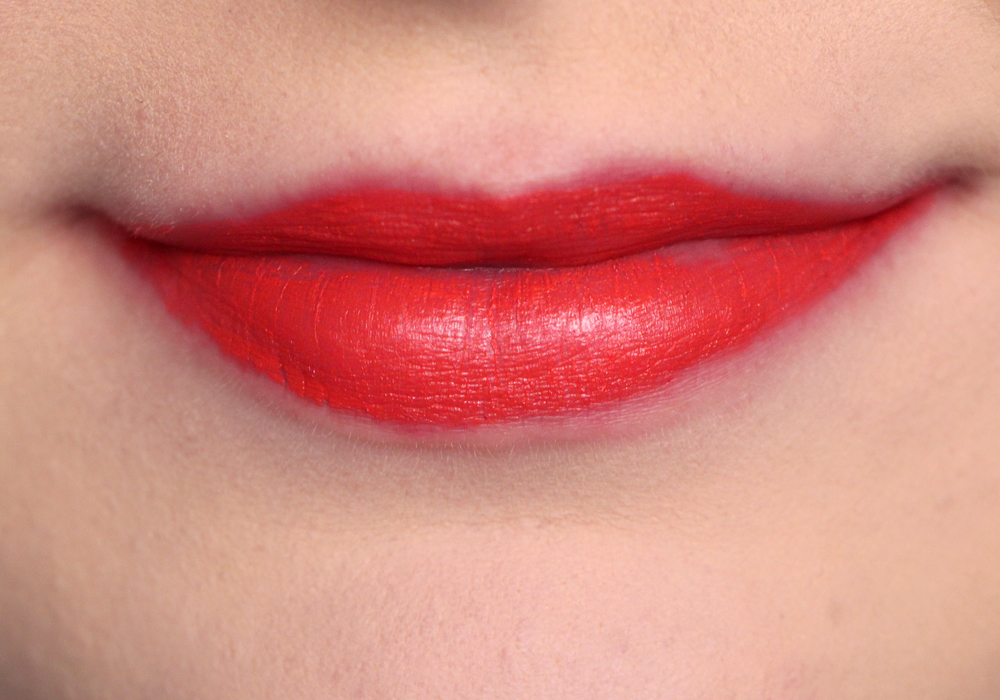 NYX Morocco Soft Matte Lip Cream 2014 Swatch Review