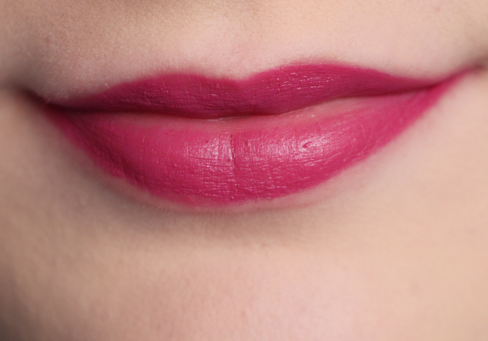 NYX Prague Soft Matte Lip Cream 2014 Swatch Review