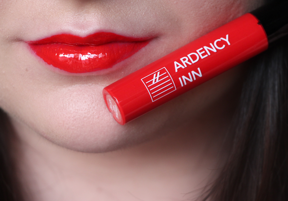 Ardency Inn Modster Long Play Lip Vinyl Original Mix Swatch Review