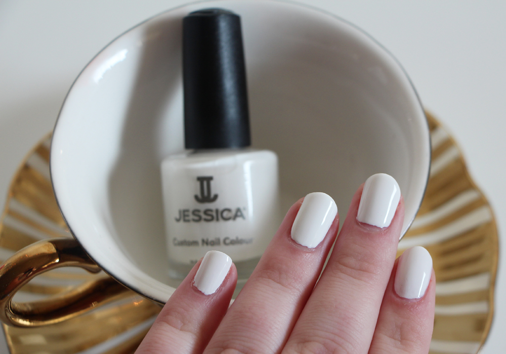 Jessica Cosmetics Coral Symphony Spring 2014 Nail Polish Collection Sharktooth Swatch Review