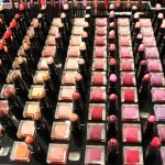 Inglot Lipsticks @ The Makeup Show LA