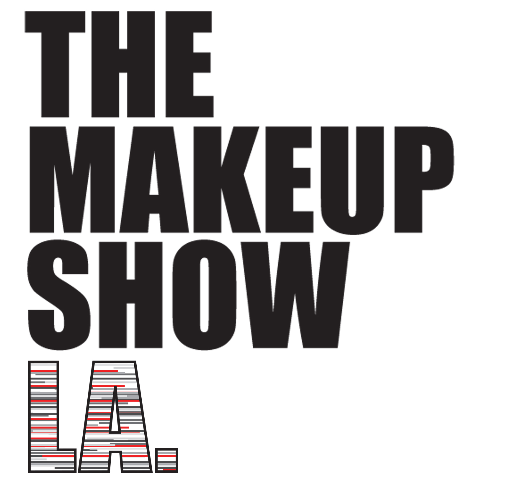 The Makeup Show LA 2014 Logo Olivia Frescura