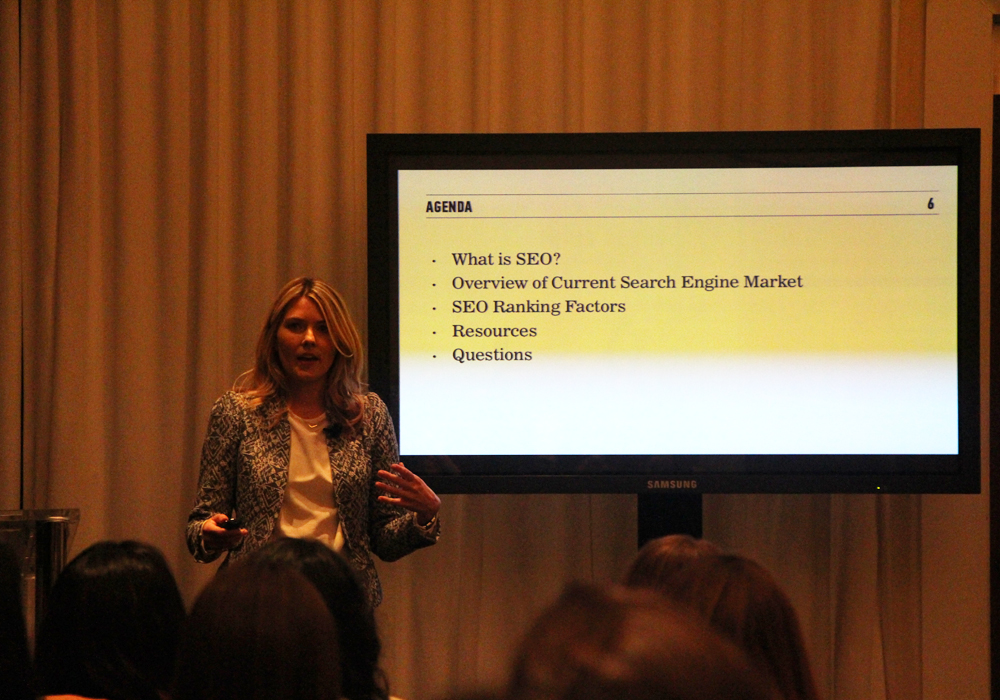 LuckyFABB Lucky Magazine Fashion Beauty Blogger Conference Grow Your Traffic SEO Checklist
