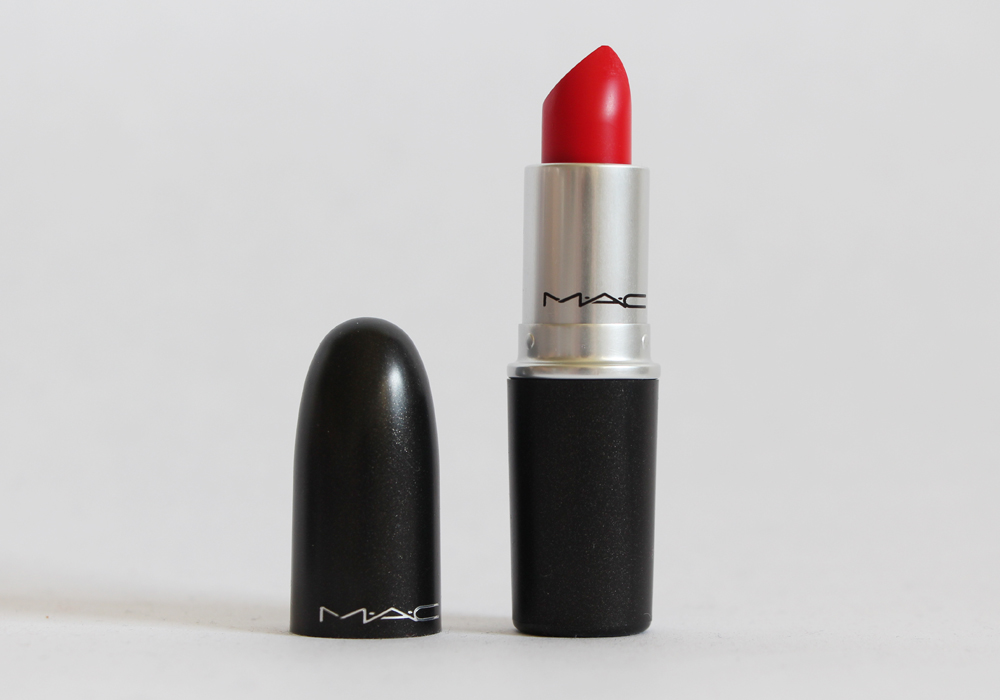 MAC Lady Danger Lipstick Review