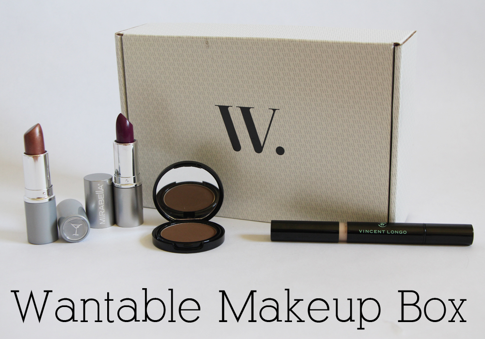 Makeup box monthly