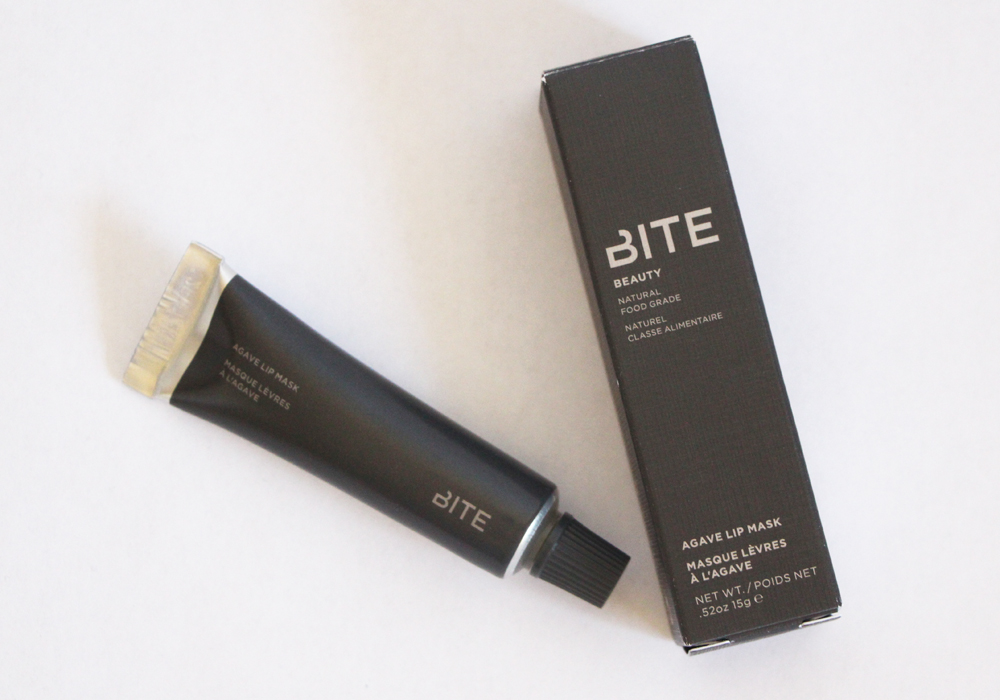 Bite Beauty Agave Lip Mask New Packaging Review
