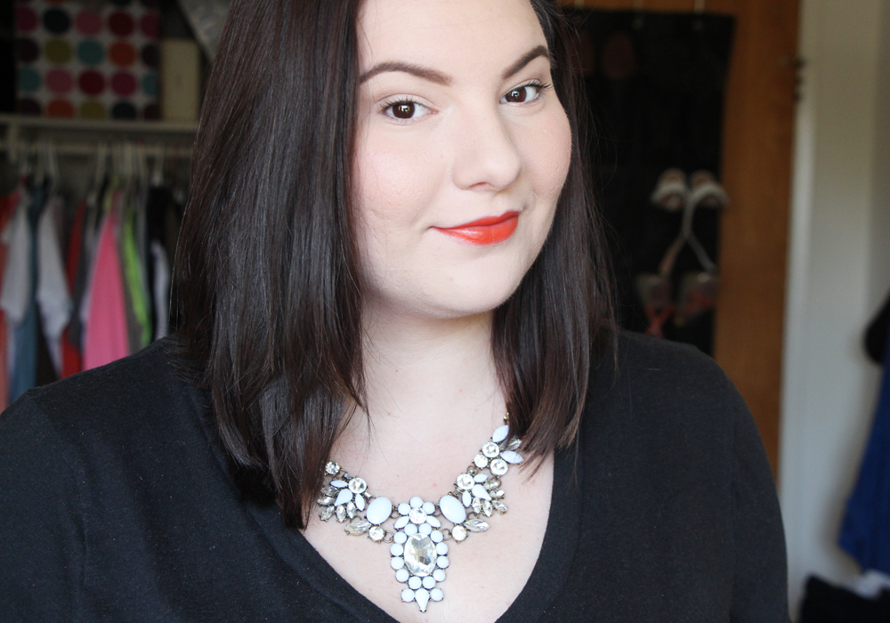 Kat Von D A-Go-Go Painted Love Lipstick Review Swatch (2)