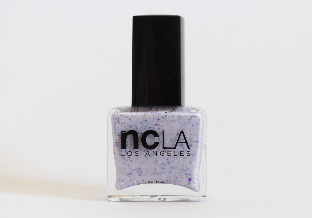 NCLA Duchess of LA Let Them Eat Cake! Review Swatch (2)