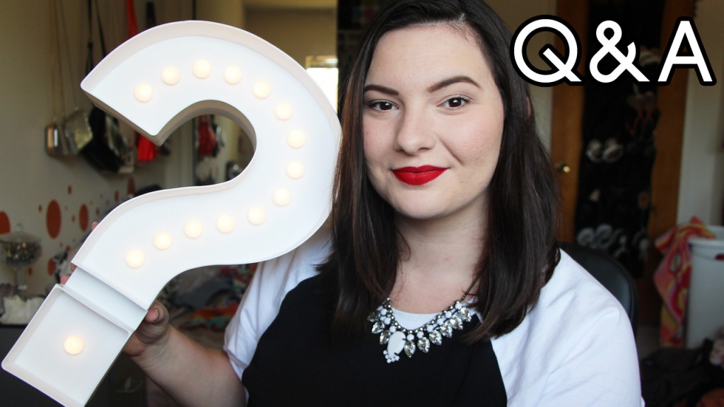 Olivia Frescura Q&A OliviaMakeupChannel