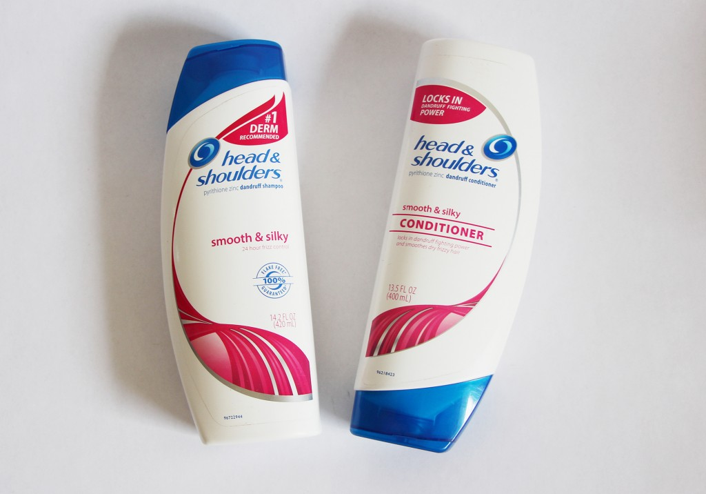Head & Shoulders New Fresh Scent Technology Shampoo & Conditioner Review