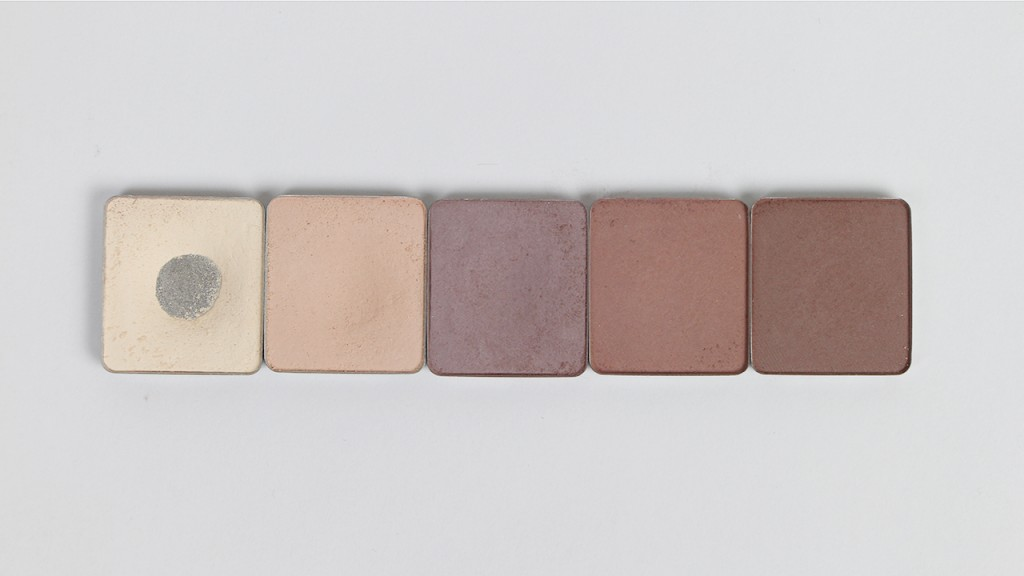 INGLOT Freedom System Matte Eyeshadow 351 330 358 337 360 Review